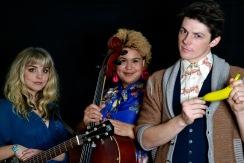 Sydney Shepherd, Regina Strayhorn, & Adrian Enscoe